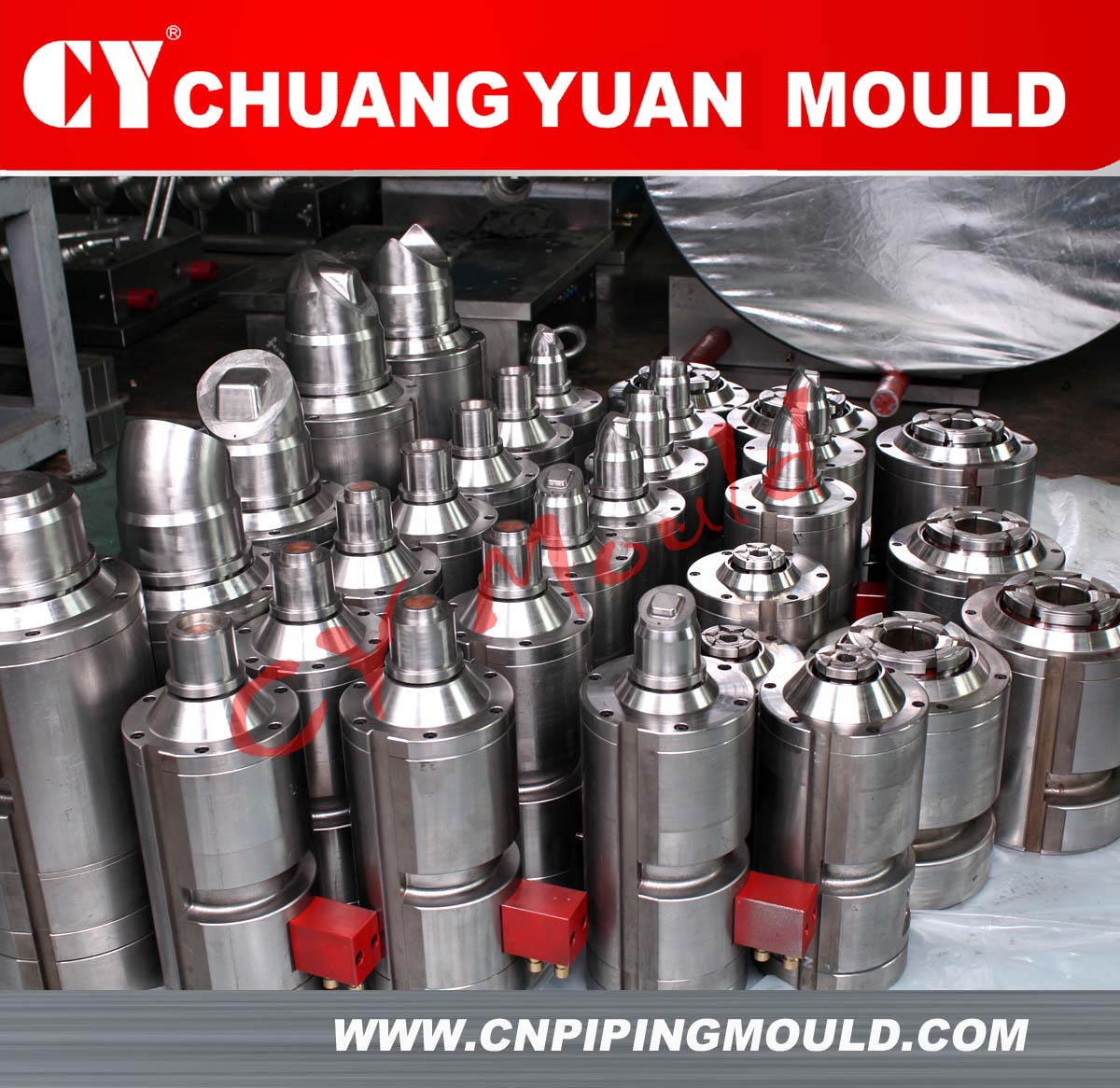 mould for PVC/PP Tee