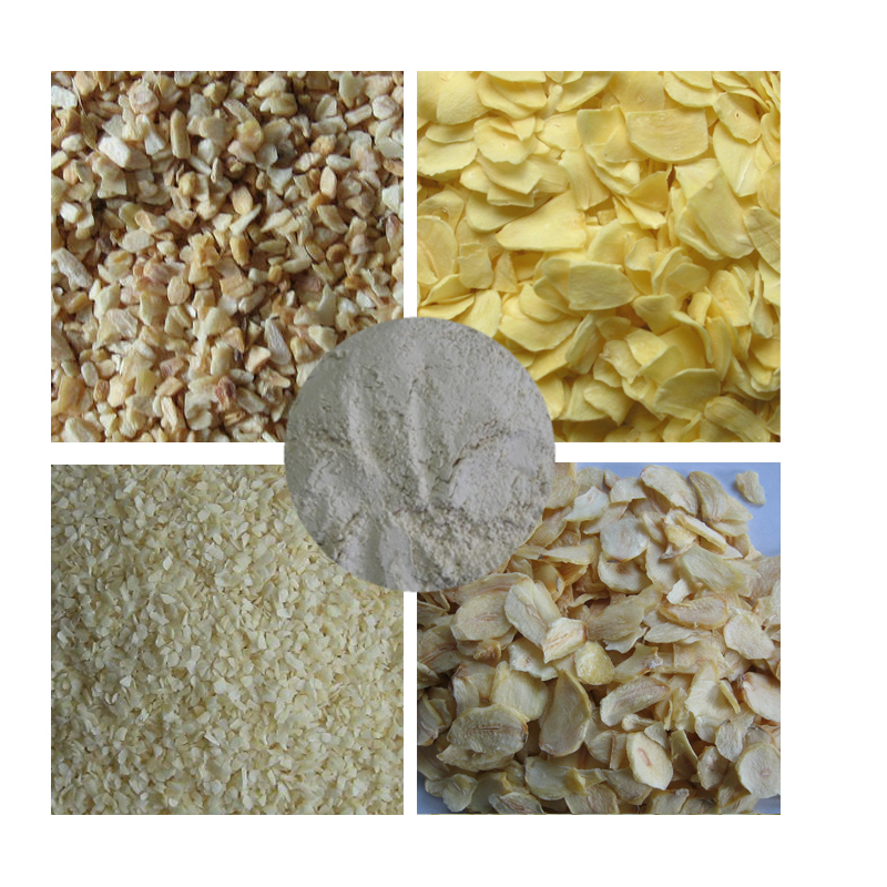 Chinese AD/dehydrated/dried garlic flakes/granules/powder/minced garlic