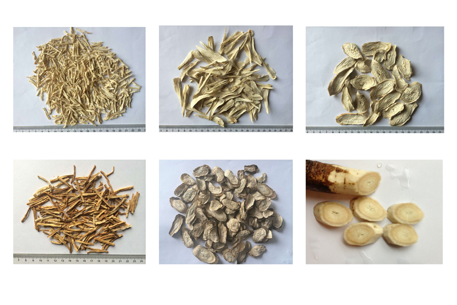 Chinese dehydrated/dried burdock slice/strip/flakes