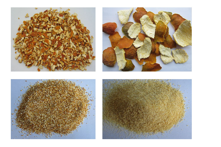 Pericarpium Citri Reticulatae/dried orange/tangerine peel slice/cut/powder
