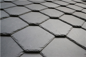 Classical/ black/ square roofing slate