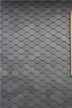 Square/ roof decoration/ slate building materials