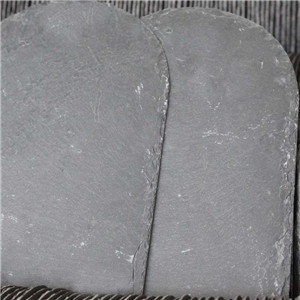 Natural stone/ circular arc slate roof tiles