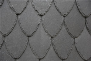 Petaling slates for roof/ building/ interior decoration