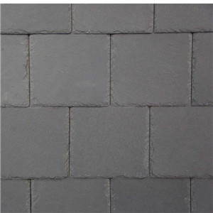 Square/ flooring/ green interior decoration slate