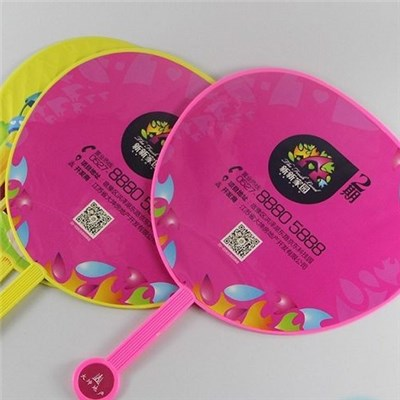 Most Popular Gifts Hand Fan With 3d Effect For Advertisement Promotional Or Home Appliances Promotion