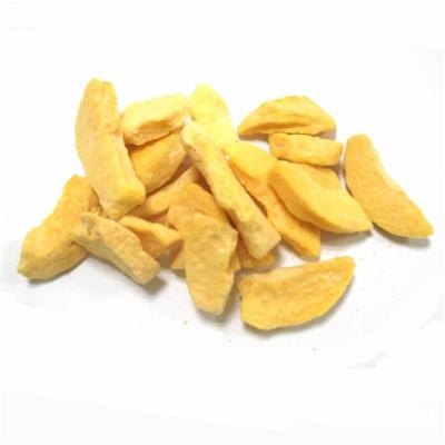 Freeze Dried Yellow Peach,Delicious and Healthy FD Fruit,Best Factory Price