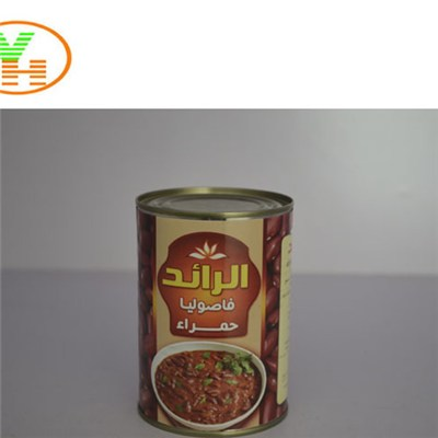 Canned Dark Red Kidney Beans 400g