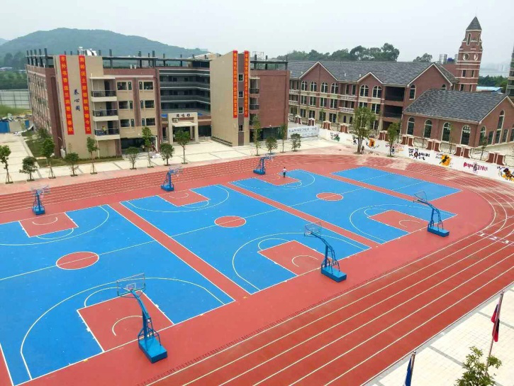 primary /secondary/ high/ university, kindergarden nursery school sports surfacing and flooring