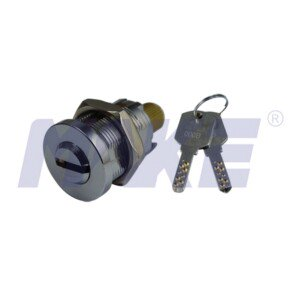 Cylinder Lock for Vending Equipment, Zinc Alloy