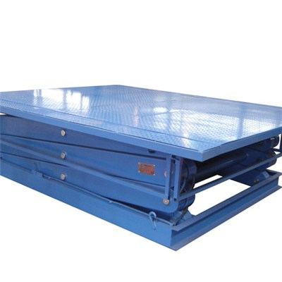 MODEL NO. FSL2.5-4.5 Lifting Height 4.5m First Class Small Lift Electric Lift For Lifting Goods