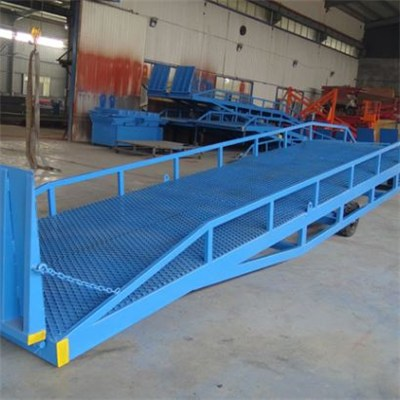 Container Unloading Equipment Container Unloader Dock Ramp