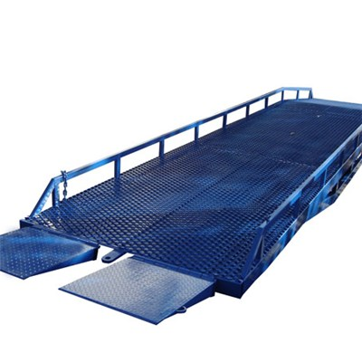 MODEL NO. MDR-10  Good Quality Forklift Ramp