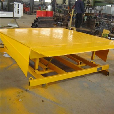 6-10tons Fixed Hydraulic Dock Leveler/Loading Dock Ramp (SDR10)