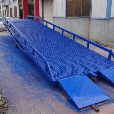 Hydraulic Mobile Yard Loading Dock Ramp