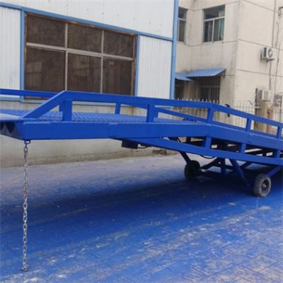 Mobile Container Dock Ramp Hydraulic Dock Ramp
