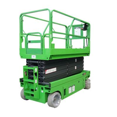 MODEL NO. SSL-10 Working Height 12m Good Sale Scissor Lift Hire