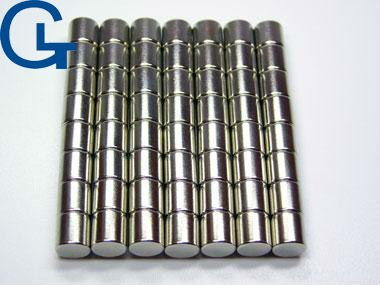 Permanent High Quality Cylinder NdFeB Magnet