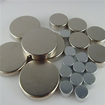 Small NdFeB Disc Magnet, Wholesale