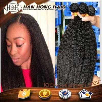 Wholesale Unprocess Straight Human Hair