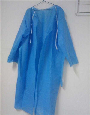 hospital using SMS medical nonwoven fabric