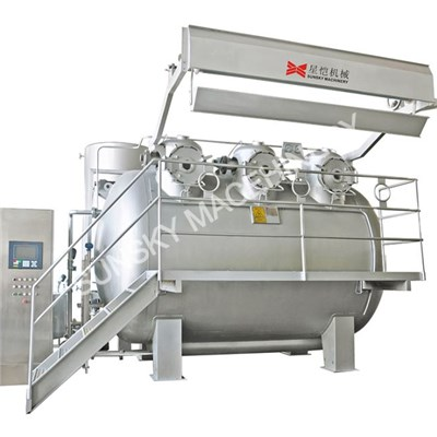 Factory Sale New Design Silk,textile,fabric,soft Flow Dyeing Machine, Finishing Equipment,machinery