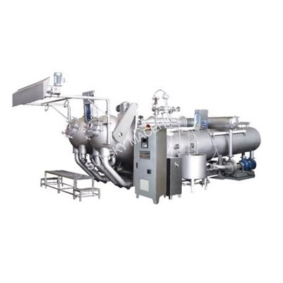 Multifunctional Automatic High Temperature High Pressure Jet Flow, PLC Controlled HTHP Overflow Dyeing Machine