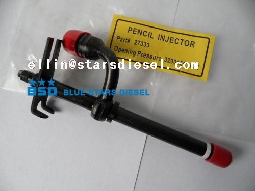 Blue Stars Pencil Nozzle 7N0449