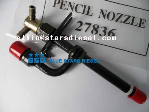 Blue Stars Pencil Nozzle 26993