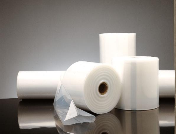 PE/PA/PE multi-layer coextruded tube film for food packaging