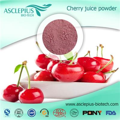 Cherry Juice Powder,cherry Extract Powder Supplier Wholesale