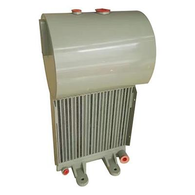 Industrial Aluminum Plate And Bar Hydraulic Oil Cooler For Excavator And Other Construction Machinery Piston Compressor