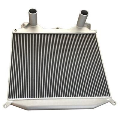 Hot Sale Turbo Charge Air Cooler For Freightliner / Aluminum Universal Turbo Intercooler Kit For Modified Car Or Heavy Truck