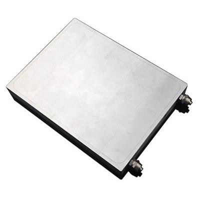 High Quality Water Cooling Plate Radiator For Electric Bus/ Electric Car/ Diesel Engine And Wind Power Plant