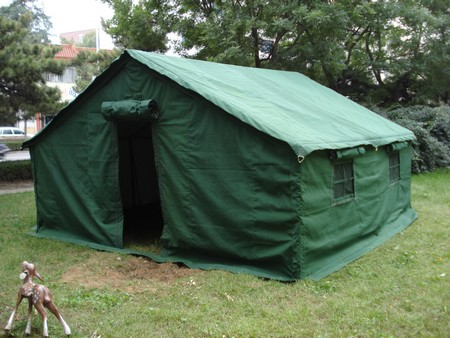 M93 winter tent for 12 persons