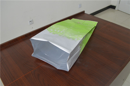 Flat barrier foil bags for moisture senstive items