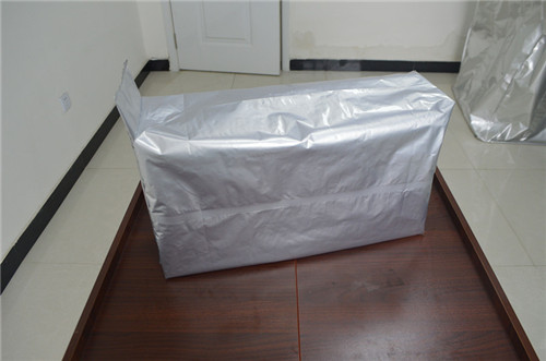 50kg high barrier foil bags for chemical and API materials