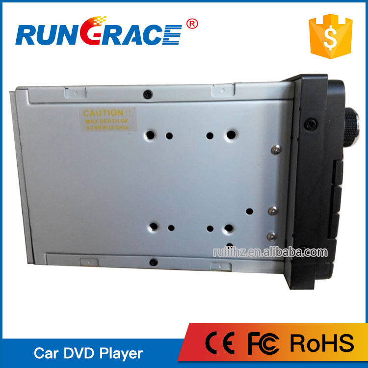 China Rungrace double din Android 6.0 universal car radio For Toyota