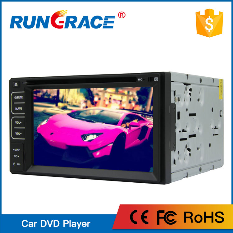 Chinese manufacturer Rungrace  double din Android 6.0 universal car radio