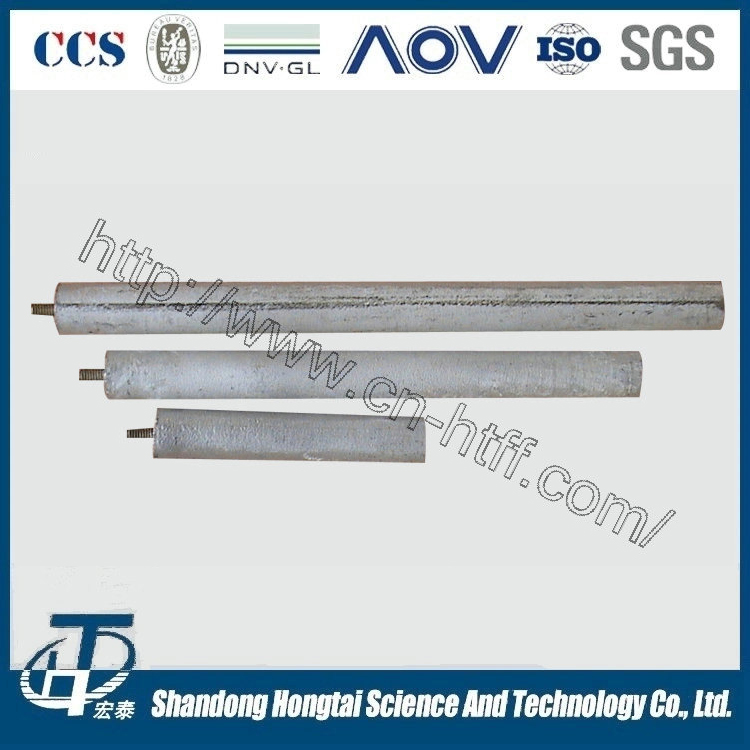 AZ63 Casting magnesium alloy anode rods