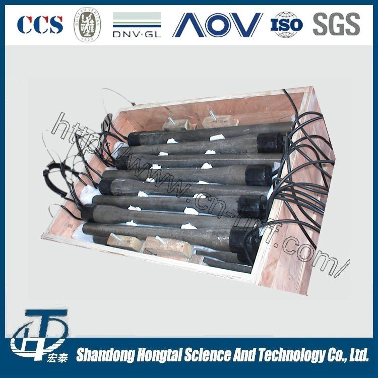 cathodic protection application High Silicon Iron Anodes(HSCI)