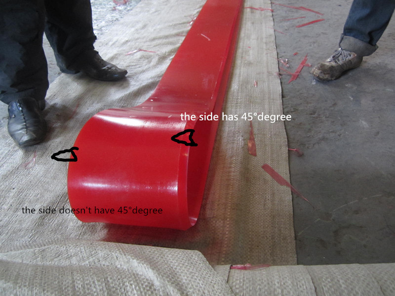 Highest Capacity Solid Urethane Hydrocyclones