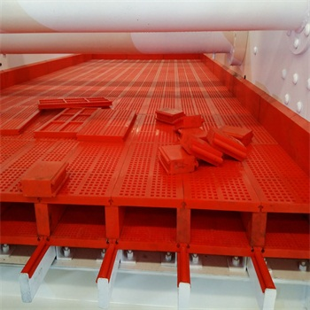 Good quality polyurethane material reciprocating sieve plate