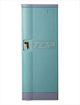ABS Double Tier Locker, Strong Lockset for Security