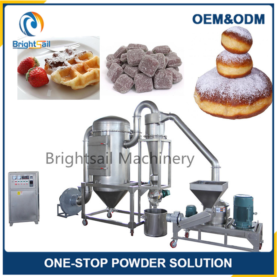 Factory direct supply CE approved sugar pulverizer machine/mini pulverizer