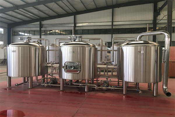 7BBL lauter boiling tank distilling equipment for distillery
