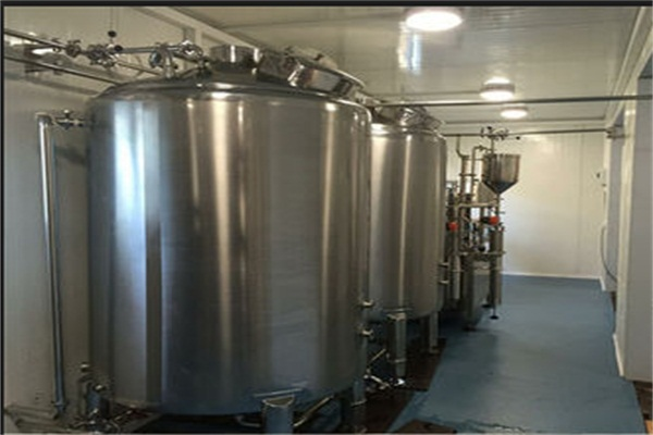 15BBL brewing equipment of turnkey brewery for sanitary vessels