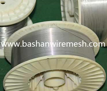 bashan stainless steel wire for wire slot screen 2017 hot sale
