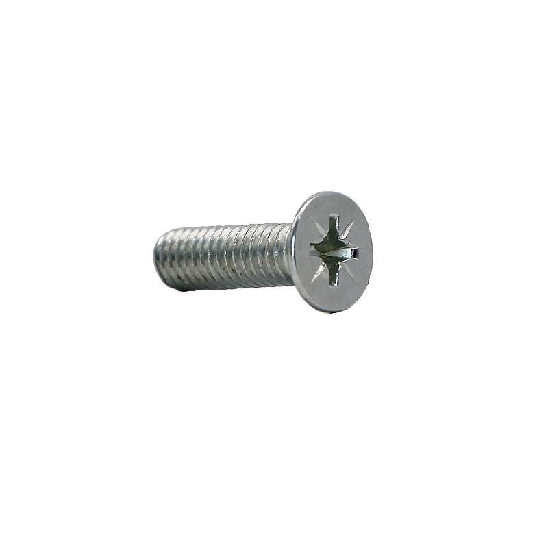 GB countersunk flat head Bolts with cross recessed