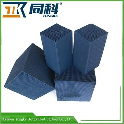 Customized Coal Based Molding Honeycomb Active carbon